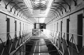 Inside Pentridge D Division